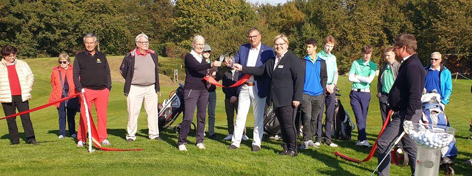 Golfclub Clostermanns Hof: feierliche Eröffnung der Bahn 14 (mit Video)
