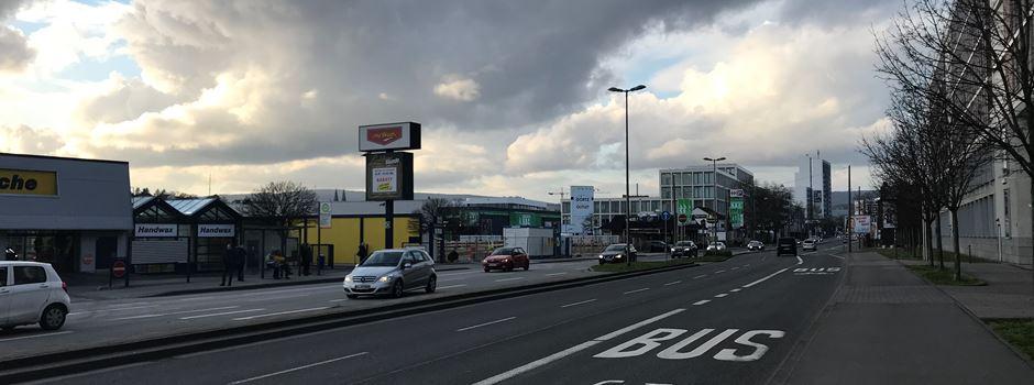 Mainzer Straße wegen Demonstration am Mittwoch gesperrt