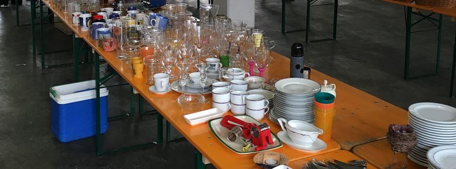 Der Warentausch-Tag in Mainz