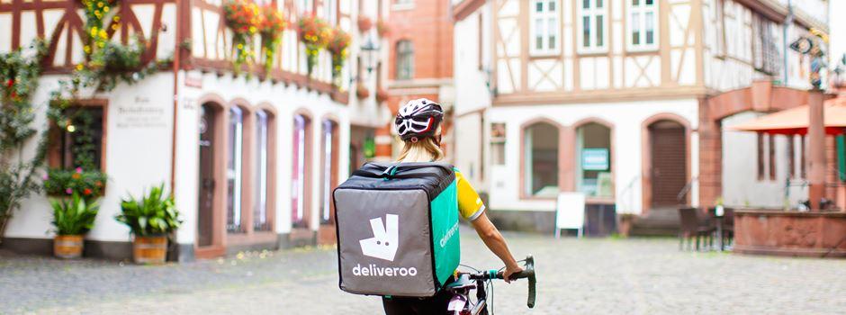 """Aus für Lieferdienst """"Deliveroo"""" in Mainz"""