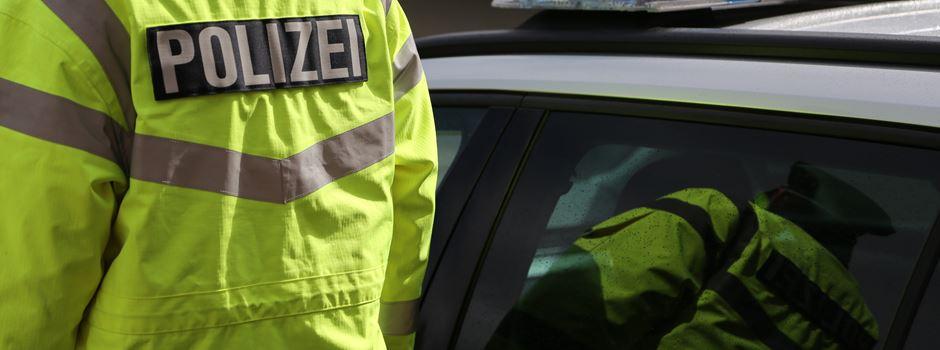 Beifahrer filmt Unfallopfer auf A 7