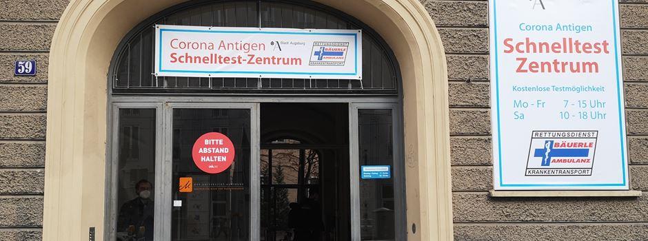 Neue Teststationen in Augsburg: Hier könnt ihr euch auf Corona testen