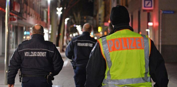 Hexennacht: Polizei und Ordnungsbehörde kontrollieren Ausgangssperre