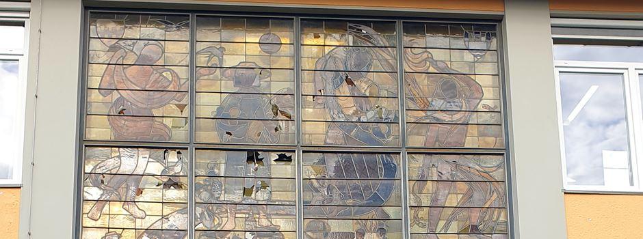 Lülsdorf: Vandalismus am Grundschulgebäude