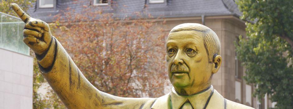 Erdogan-Statue: Das sagen die Verantwortlichen