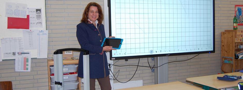 Digitalisierung der Schulen in Herzebrock-Clarholz kommt voran