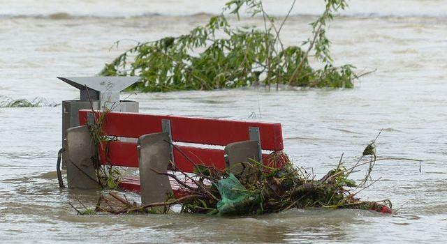 Landkreis Mainz-Bingen unterstützt bei Hochwassereinsatz