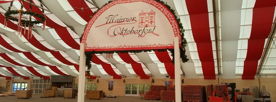 Mainzer Oktoberfest abgesagt