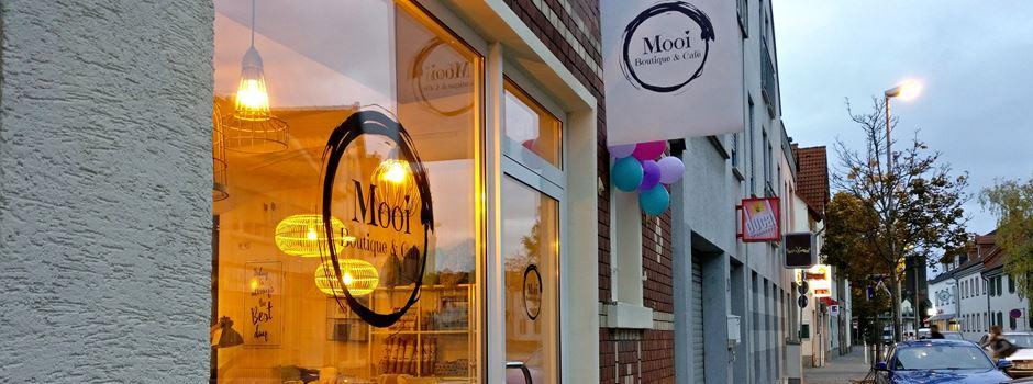 """Boutique-Café """"Mooi"""" eröffnet wieder"""
