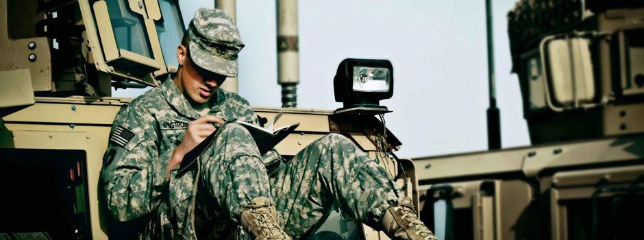 Wo US-Soldaten die große Liebe finden