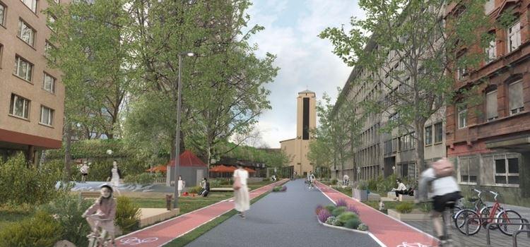 Weniger Autos, mehr Grün: So sollte Mainz in Zukunft aussehen
