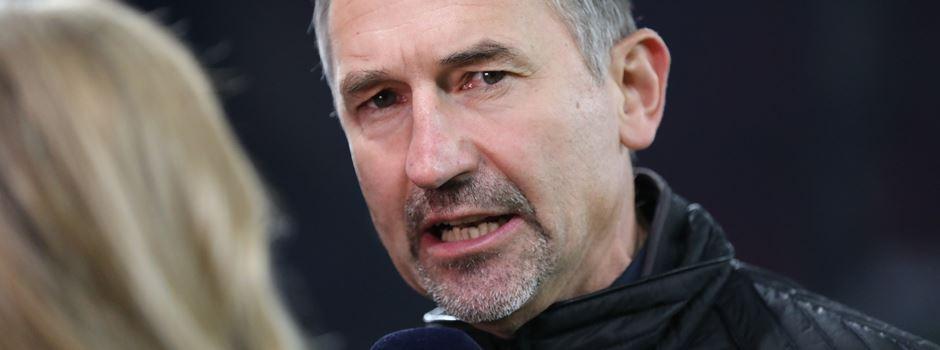 Mainz-Trainer Beierlorzer erklärt seine Torwart-Entscheidung