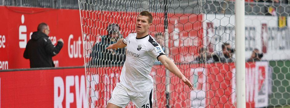 Behrens versetzt ganz Hamburg in Schockstarre! 1. FCS in Vorfreude auf Liga 3