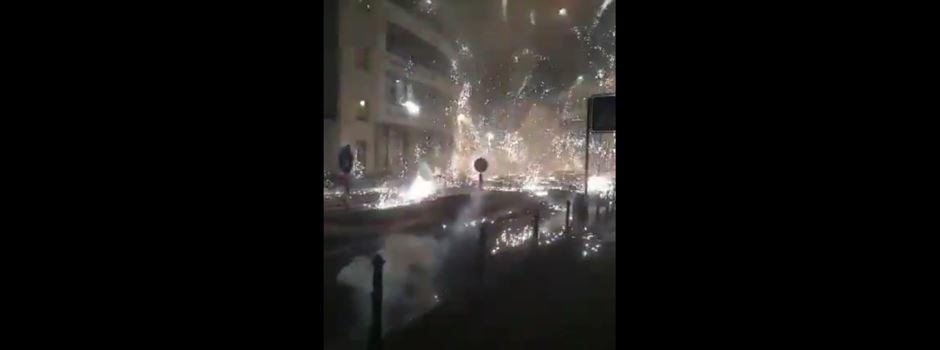 Gewaltige Explosion in der Mainzer Altstadt