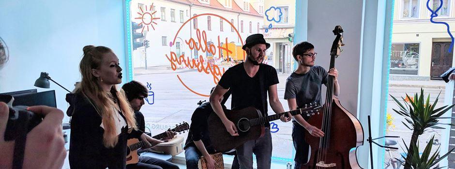 Hallo Augsburg lädt ein - Der Abend mit den Rebels Of The Jukebox