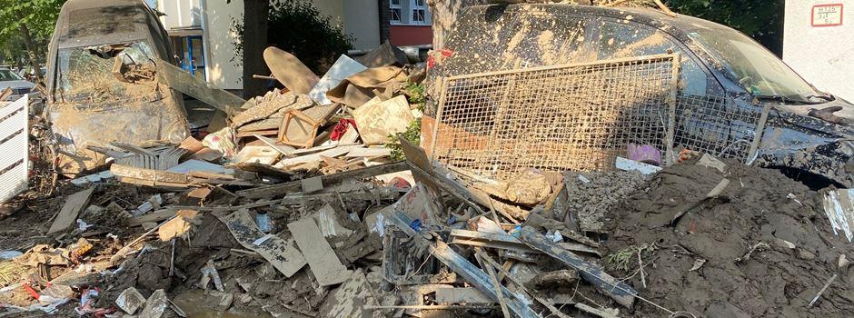 Bericht aus der Eifel: Die Not ist groß, der Bedarf an Unterstützung ebenfalls