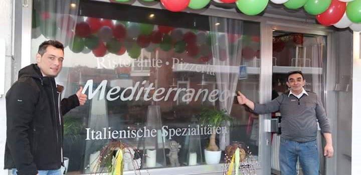 Neueröffnung - Restaurant Pizzeria Mediterraneo