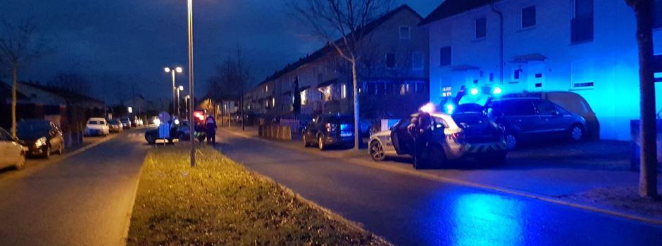 Polizei-Einsatz am Mainzer Großberg