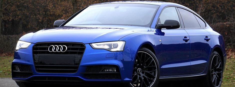 """Diebe stehen auf """"Audi"""""""