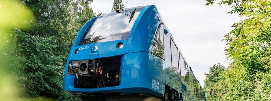Taunus erhält weltweit größte Brennstoffzellenzug-Flotte