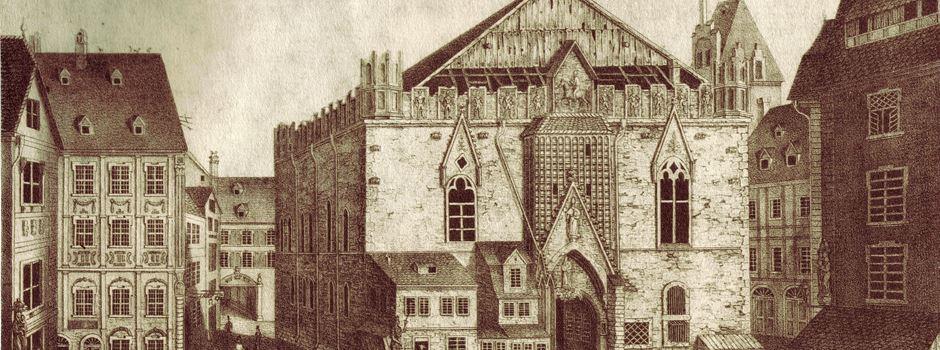 Diese Prachtbauten standen früher in Mainz