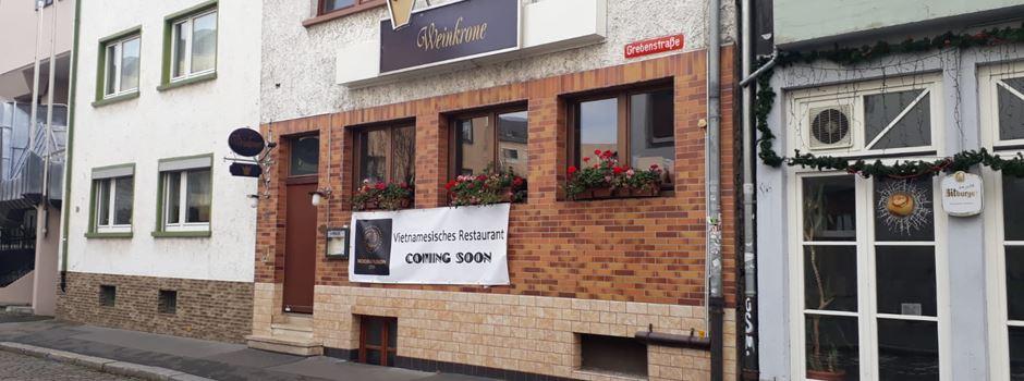 Neues Restaurant in der Mainzer Altstadt