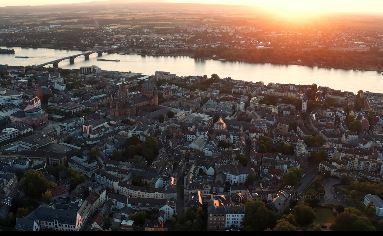 Mainz von oben - die schönsten Drohnen-Videos