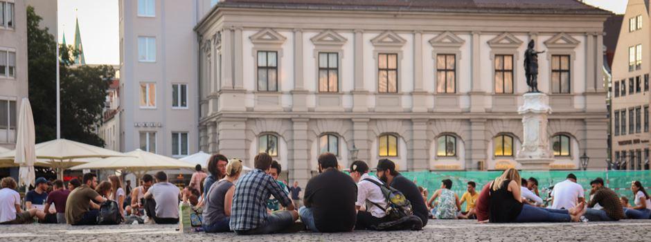 7 Orte in Augsburg, an denen ihr die Frühlingssonne genießen könnt