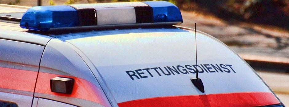 """Auf der """"Schwarzen Marie"""" die Vorfahrt genommen - Unfallverursacher verletzt"""