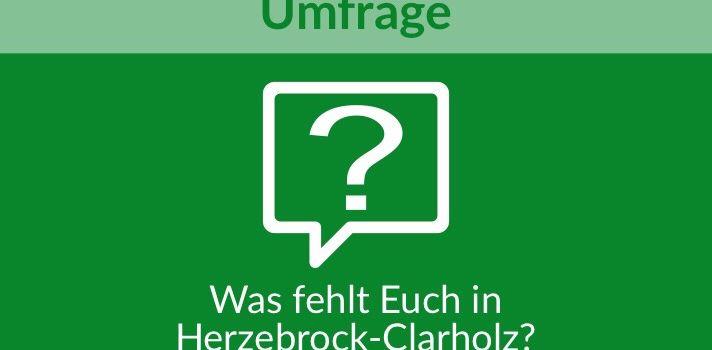 Umfrage: Was fehlt Euch in Herzebrock-Clarholz?
