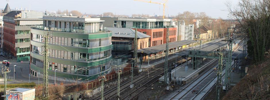 Polizeieinsatz: Bahnhof Römisches  Theater gesperrt