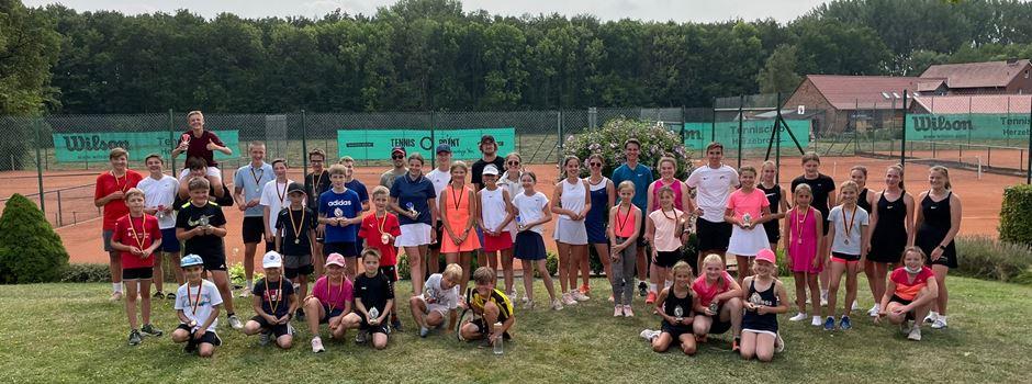 Tenniscamp 2021 beim TC Herzebrock