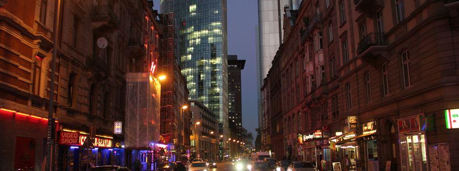 Drogenszene in Frankfurt verlagert sich