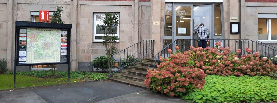 Zu viele Kranke: Bürgerbüro wird kurzfristig geschlossen
