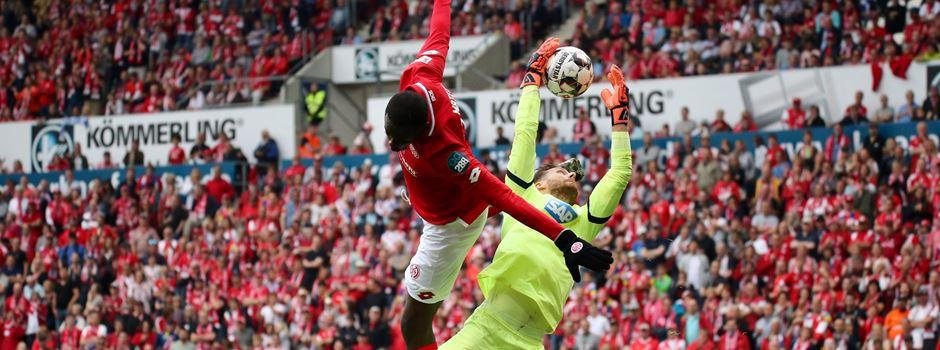 Sky: Mainz 05 mit zwei Null-Zuschauer-Spielen