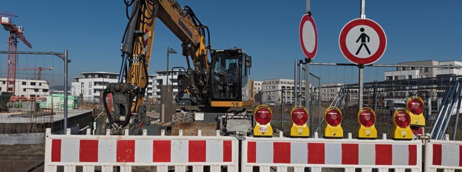 Das sind die Ferien-Baustellen in Frankfurt