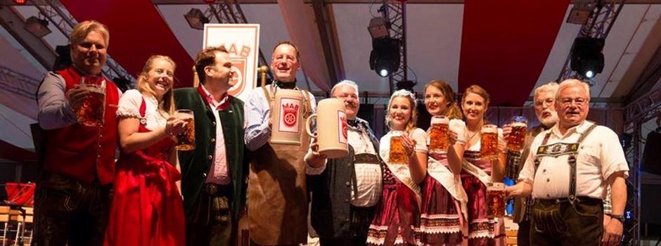 14. Mainzer Oktoberfest vom 18.10. bis 04.11.18