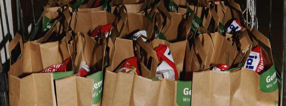 """REWE: Spendentüte für """"Tischlein deck dich"""" kaufen"""