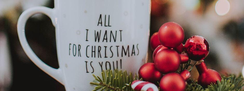 Weihnachten als Single und die Familie weit weg? So packst du es