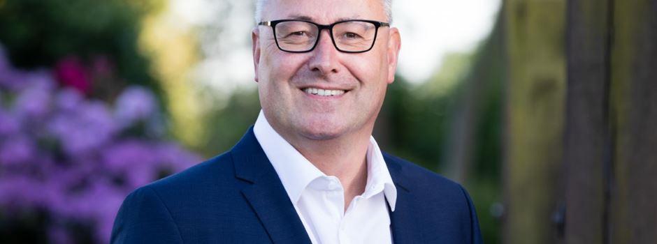 Bürgermeisterwahl: Kandidat André Kunst