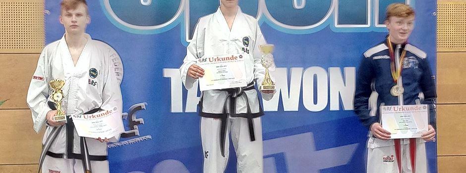 Erneute Erfolge für den Herzebrocker Nazar Boichuk beim Taekwondo ITF