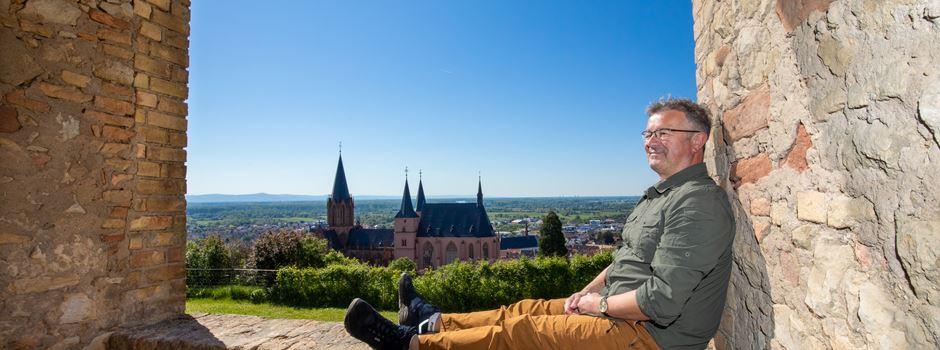 Deutschlands berühmtester Wanderexperte ist RheinWandern-Botschafter