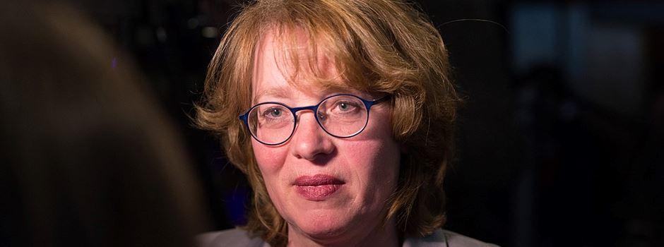 OB-Wahl: Tabea Rößner fordert Michael Ebling heraus