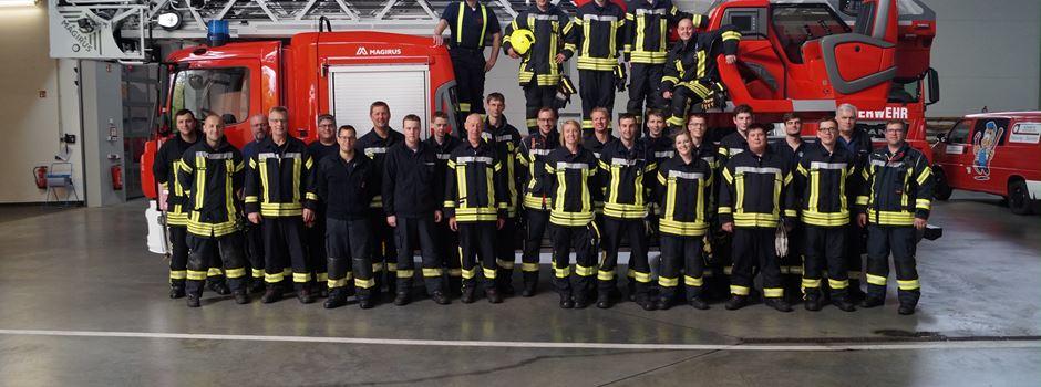 Realitätsgetreue Übung der Feuerwehr Herzebrock-Clarholz