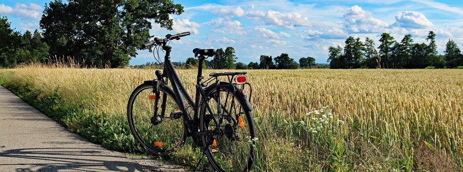 Fahrradtour in Augsburg Stadt und Land – 5 wunderschöne Routen