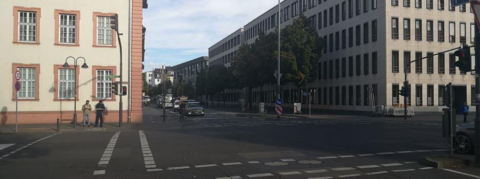 Warum die Stadt Mainz hier die Verkehrsführung ändern wird