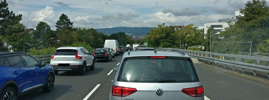 Versinkt Wiesbaden im Verkehrschaos?