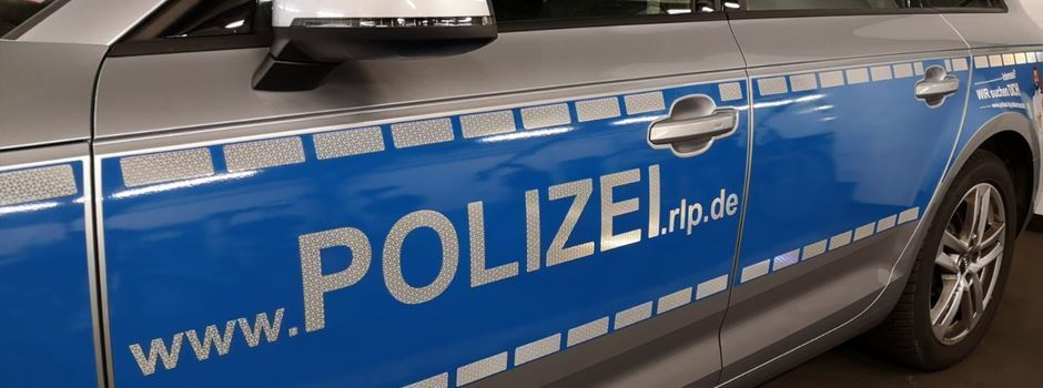 Verkehrsunfall mit verletztem Leichtkraftrad-Fahrer - Weinolsheim / Friesenheim