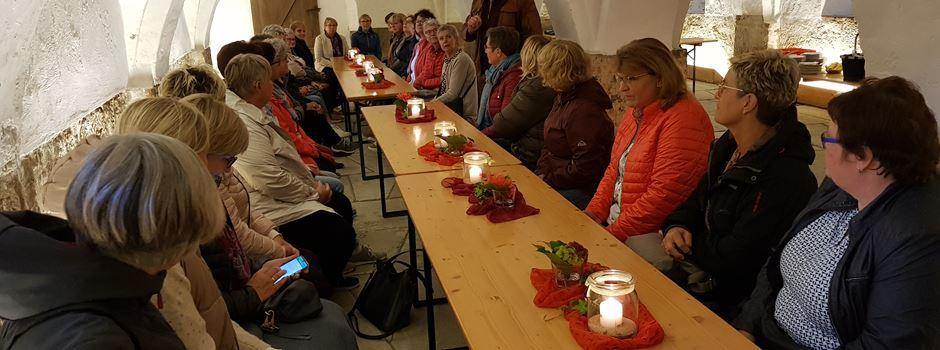 kfd-Vorstände des Bezirkes Wiedenbrück treffen sich in Herzebrock