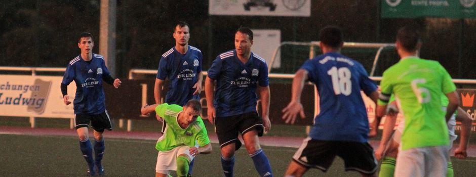 FC Hertha Rheidt erspielt sich ersten Punkt